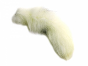 Marble Fox Tail - Natural
