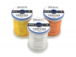 Veevus French Oval Tinsel