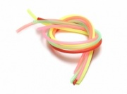 3.2mm Soft Tube - Fluorescent Colours