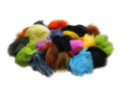Shadow Fox Tail Offcuts