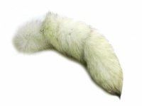 Blue Fox Tail - Natural